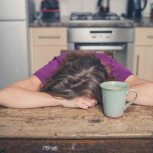 futloos en moe