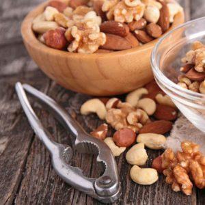 pinda en noten allergie